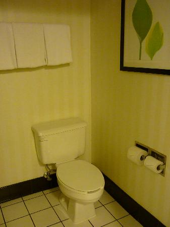 Fairfield Inn Las Cruces: Loo !