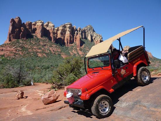 Red Rock Jeep Tours   Sedona   Reviews Of Red Rock Jeep Tours   TripAdvisor