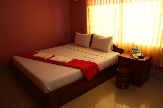 Ta Som Guesthouse: Bedroom