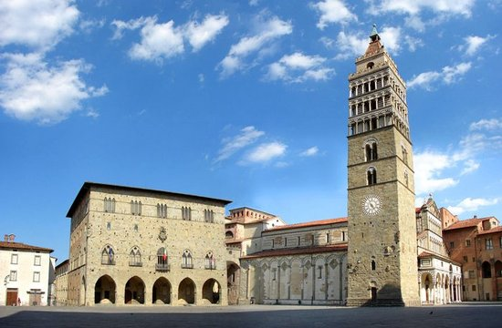 Pistoia attractions