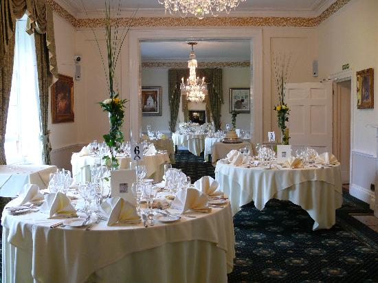 Caistor Hall Hotel: Wedding breakfast