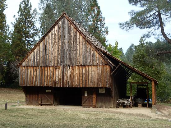 Coyle Foster Barn Picture Of Redding California