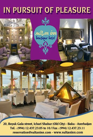 Sultan Inn Boutique Hotel