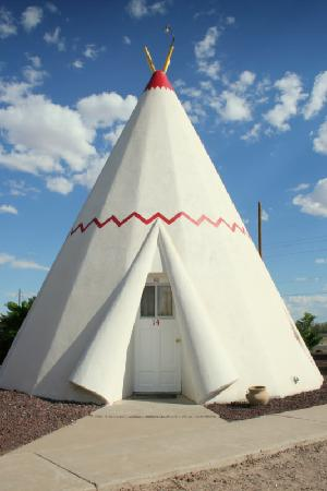 Holbrook, AZ: Wigwam motel 2