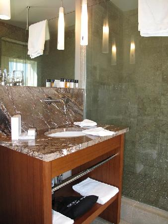 Heathman Hotel: Bathroom