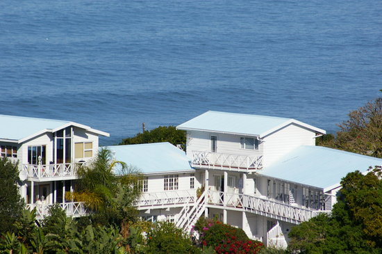 General view of the Brenton Beach House