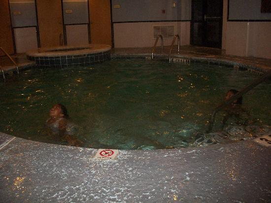 BEST WESTERN PLUS Richmond Hill Inn: The indoor pool