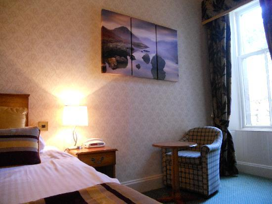 Cairngorm Hotel: Time to relax