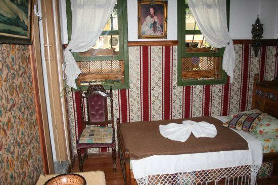 Homeros Pension & Guesthouse: chambre