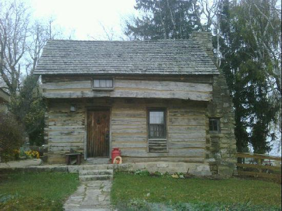 Cothren House: Cothern Cabin