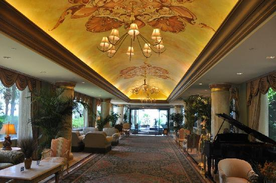 The San Luis Resort: San Luis Lobby 2