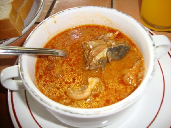 red fish stew fish stew encocado de spicy red fish stew spicy fish ...