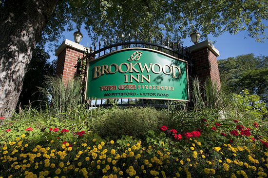 Hilton Garden Inn Rochester/Pittsford: Welcome to the Brookwood Inn