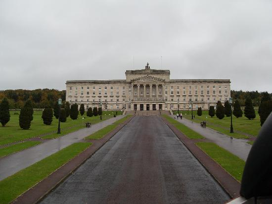 Belfast, UK: stormont