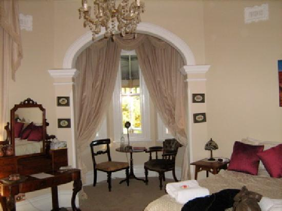 Earlsferry Bed and Breakfast: a part of our bedroom