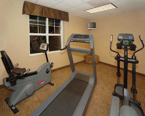 Hawthorn Suites by Wyndham Panama City Beach: Fitness Center