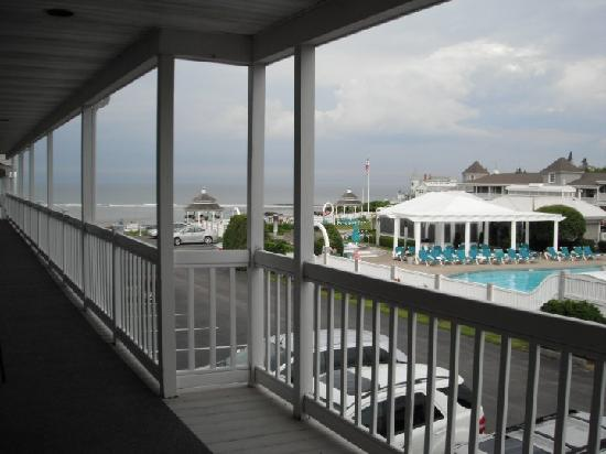 The Anchorage By the Sea: view from room