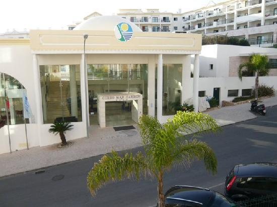 Cerro mar garden picture of cerro mar atlantico touristic apartments albufeira tripadvisor