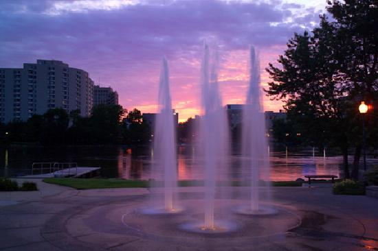 Rockford Millenium Fountain