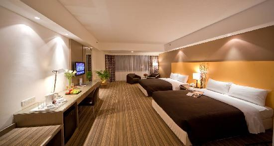 RELC International Hotel: Executive Room
