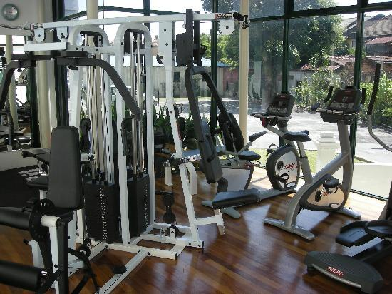 The Majestic Malacca: Hotel Gym