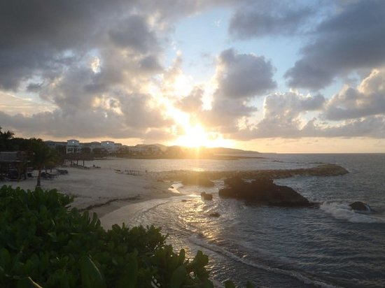 Lucea, Jamaica: Sunset