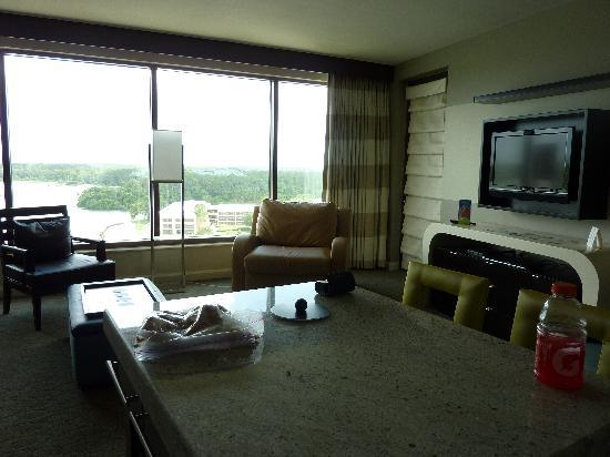 2 bedroom villa picture of bay lake tower at disney s