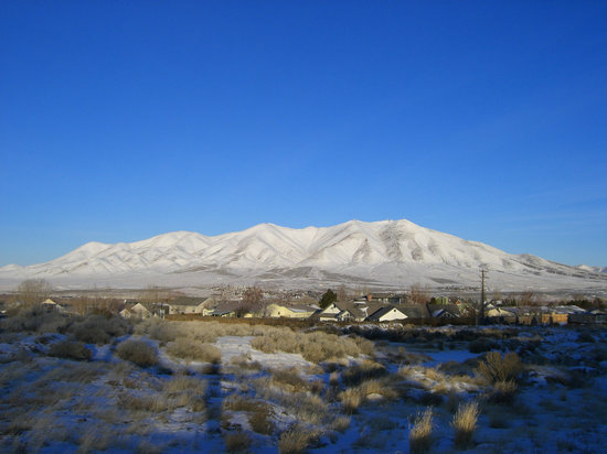 Winnemucca, NV: Winter