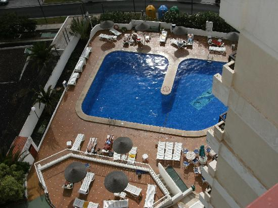 Aparthotel Club Bonanza: Swimming pool