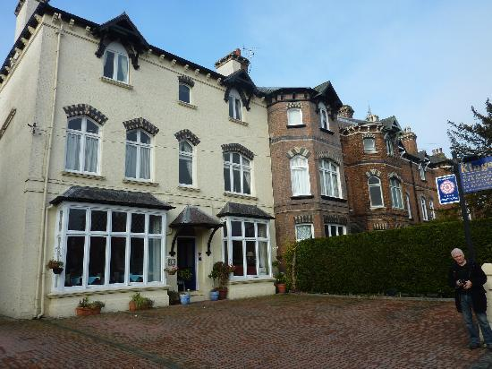 Eaton House Hotel Chester