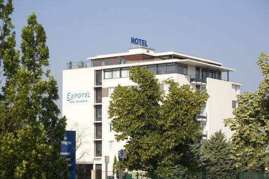 Photo of Hotel Expotel Chassieu