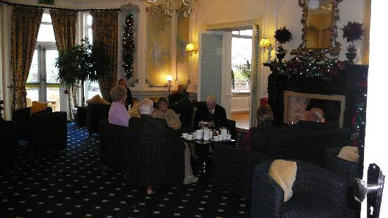Paignton, UK: lounge