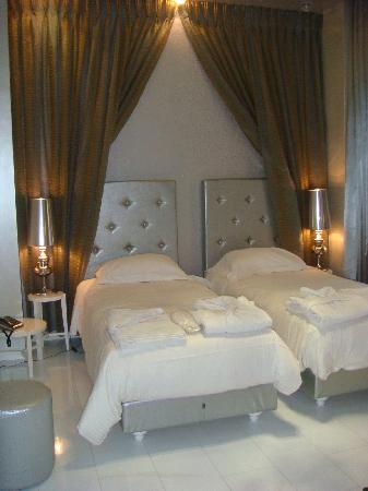 Athens Diamond Hotel: Notre chambre