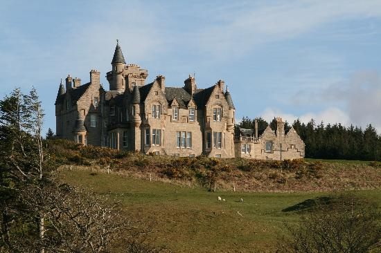 Images of Glengorm Castle, Tobermory