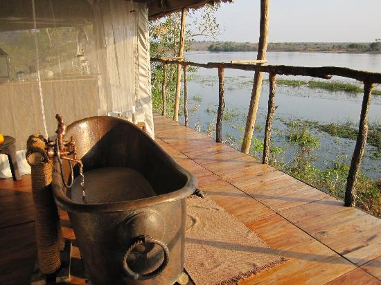 The Retreat Selous: your stay...