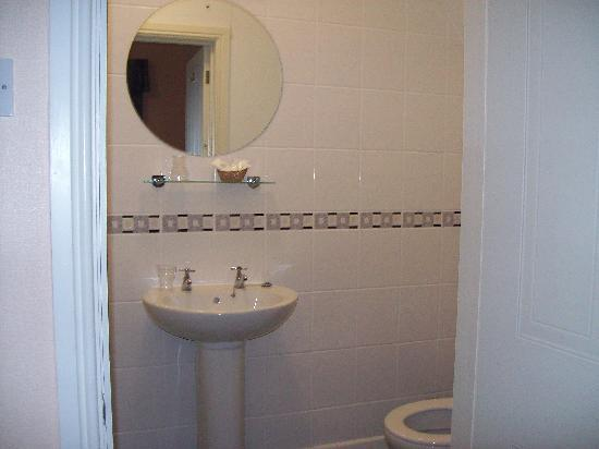 Radnor Guest House: bathroom