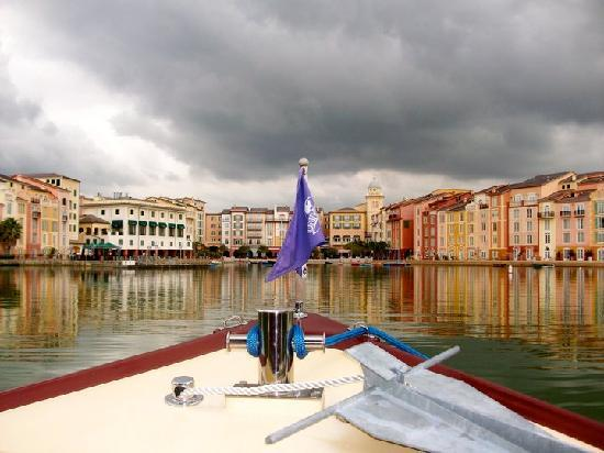 Loews Portofino Bay Hotel at Universal Orlando: Our favortie pic from the trip