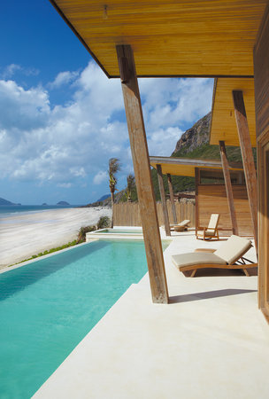 Six Senses Con Dao: View from Ocean Front 3 bedroom Villa