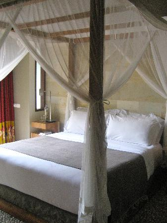 The Purist Villas and Spa: Loved my bed