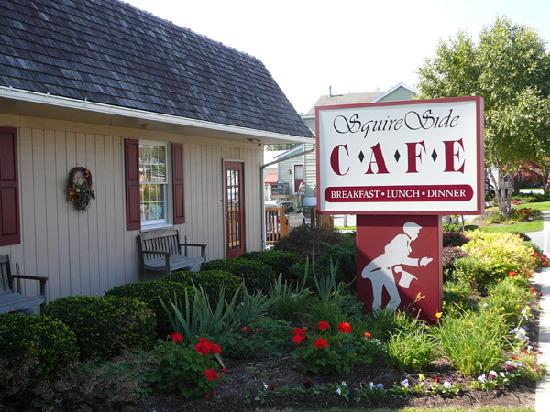 Country Squire Motor Inn: SquireSide Cafe