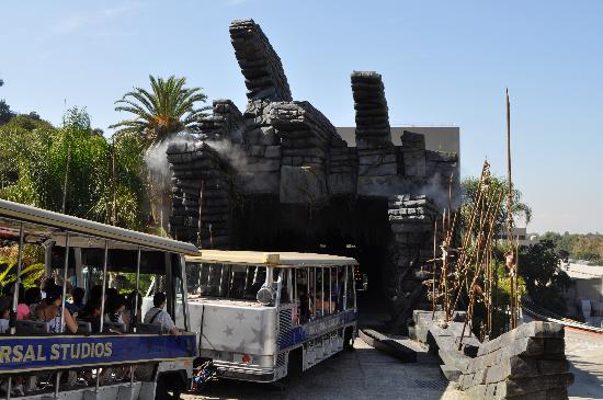 The Backlot Sets Picture Of Universal Studios Hollywood