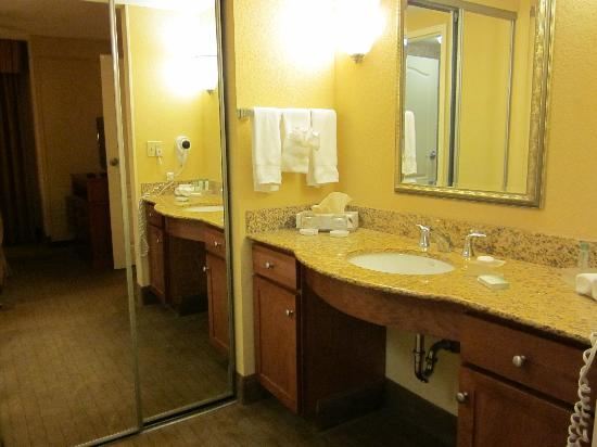 Homewood Suites by Hilton - Asheville: Sink/Vanity