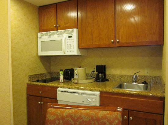 Homewood Suites by Hilton - Asheville: Kitchen