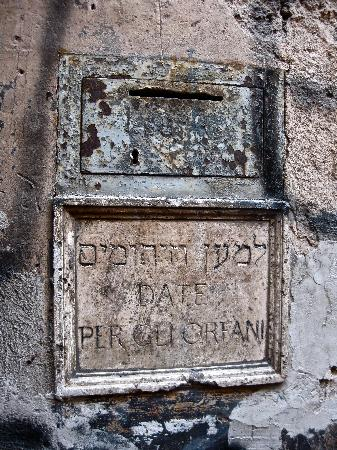Pictures of Jewish Ghetto, Rome