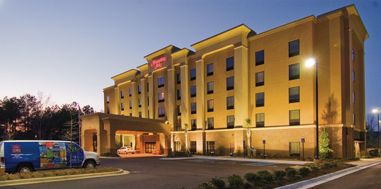 Hampton Inn Jackson- Flowood