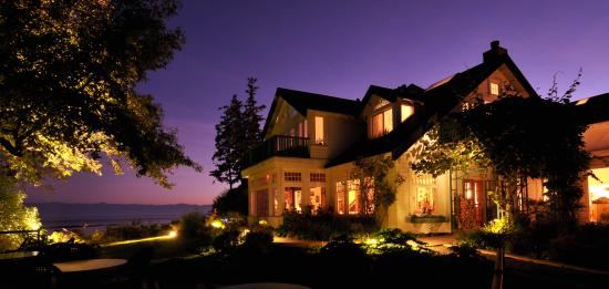 Sooke Harbour House: Magical evenings await your arrival