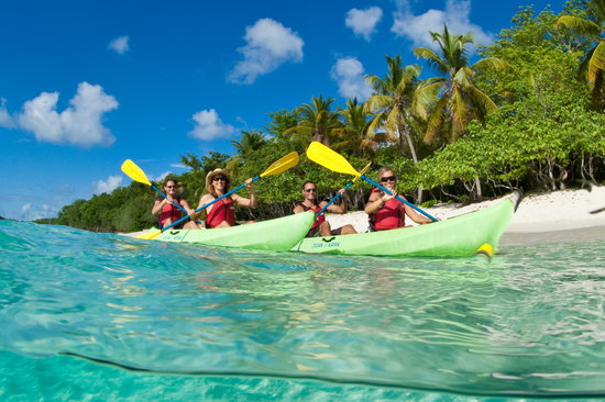 Caneel Bay Kayak, Hike & Snorkel Adventure - Virgin Islands Ecotours