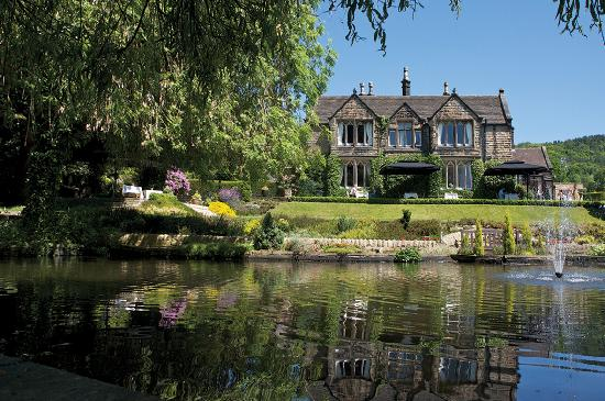 East Lodge Country House Hotel: East Lodge Hotel in Derbyshire The Peak District