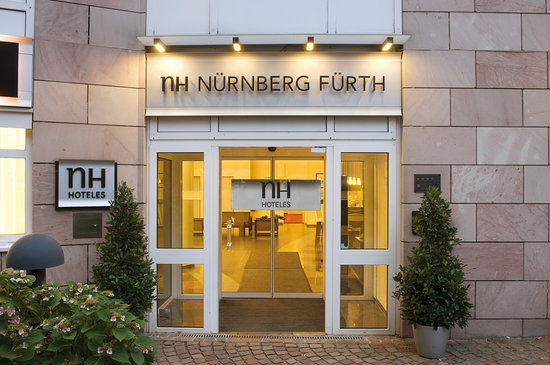 ‪NH Fuerth Nuernberg‬