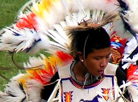 Native Americans play an instrumental and special part in Pendleton's Annual Round-Up and Happy